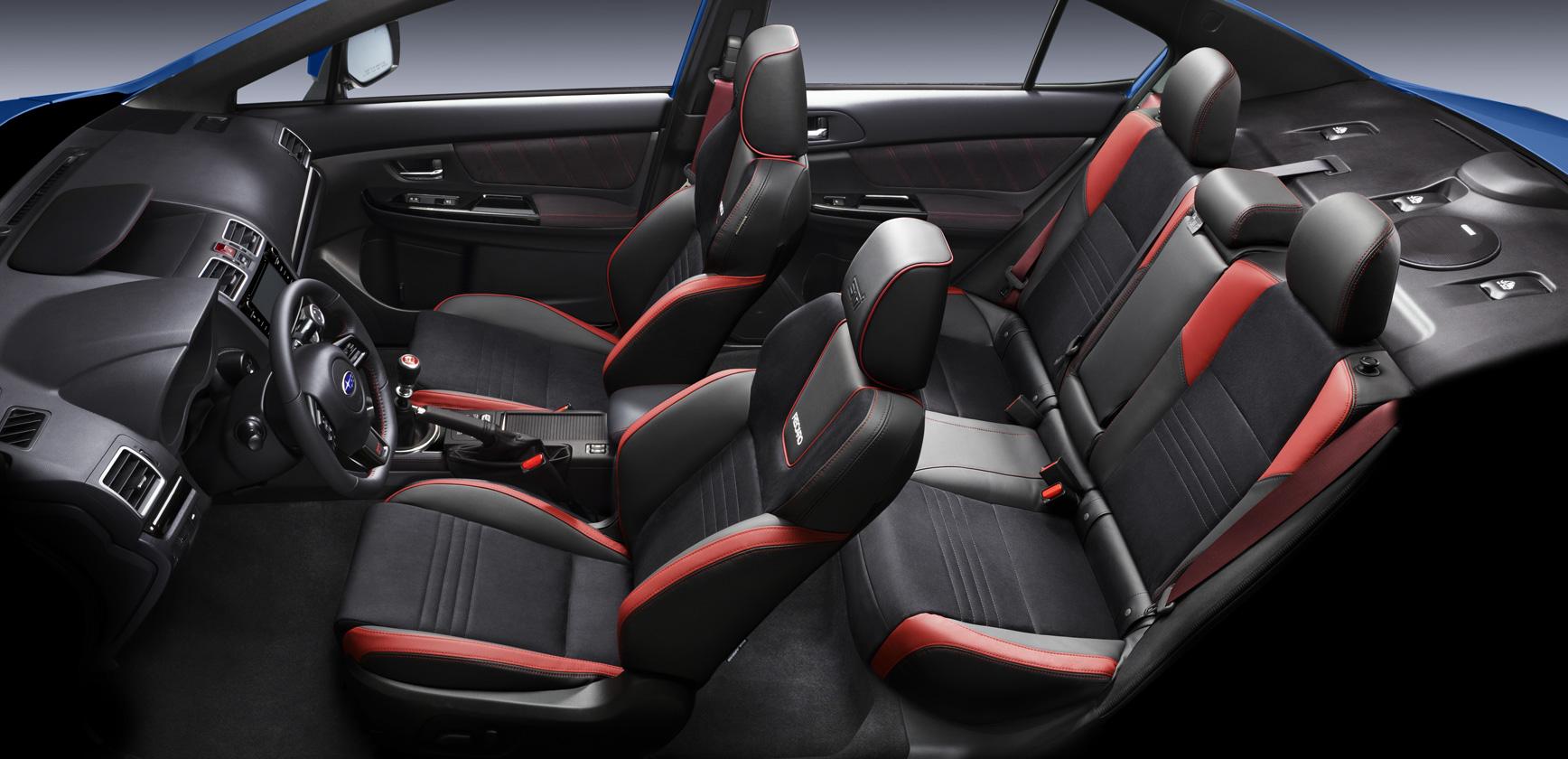 Subaru WRX STI 6-Speed Manual
