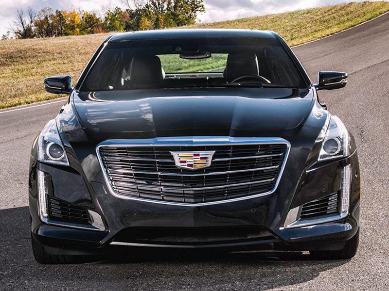 Cadillac CTS Sedan (3.6L Engine)