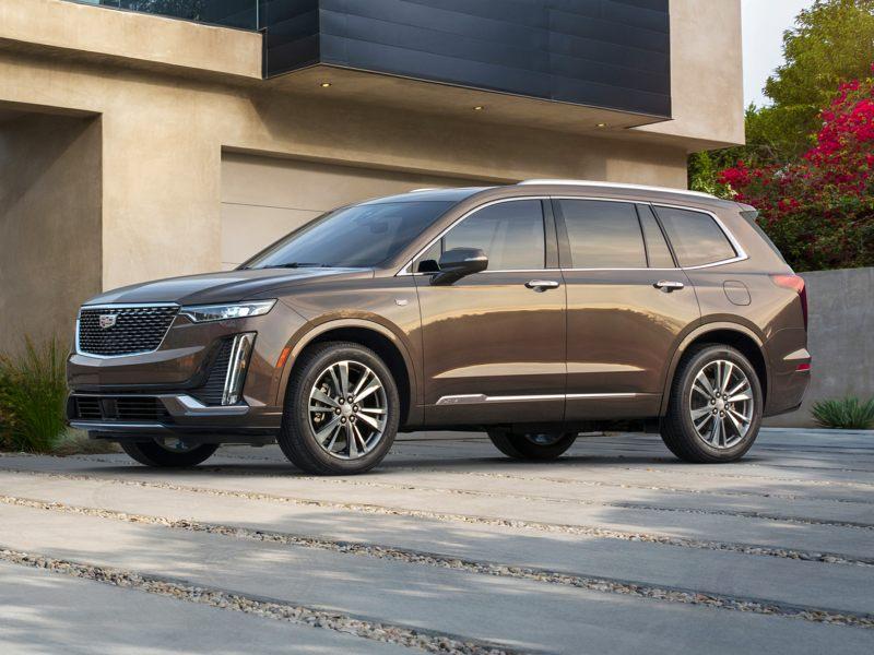 2019 Cadillac XT6 SUV