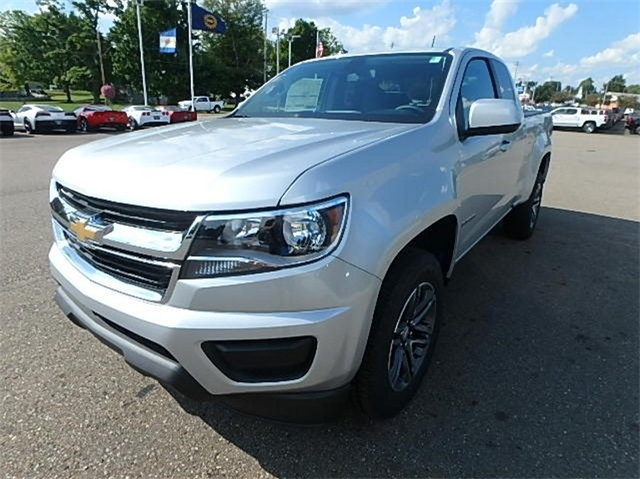 2019 Chevy Colorado Z71