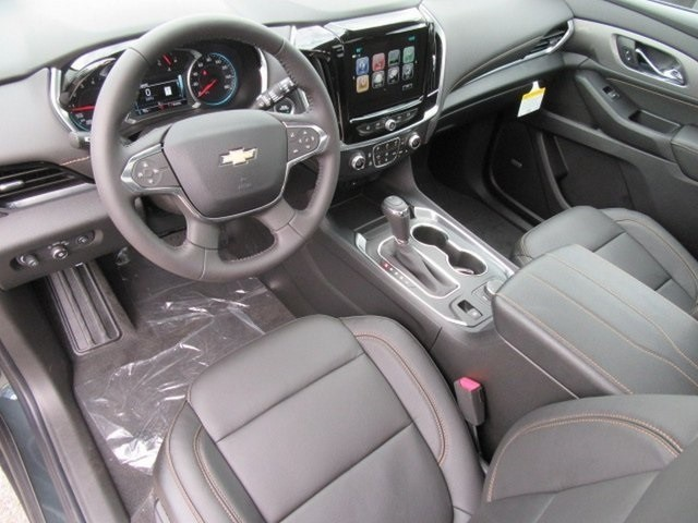 Chevy Traverse LT with Leather Interior