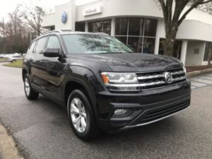 2019 VW Atlas SE Tech