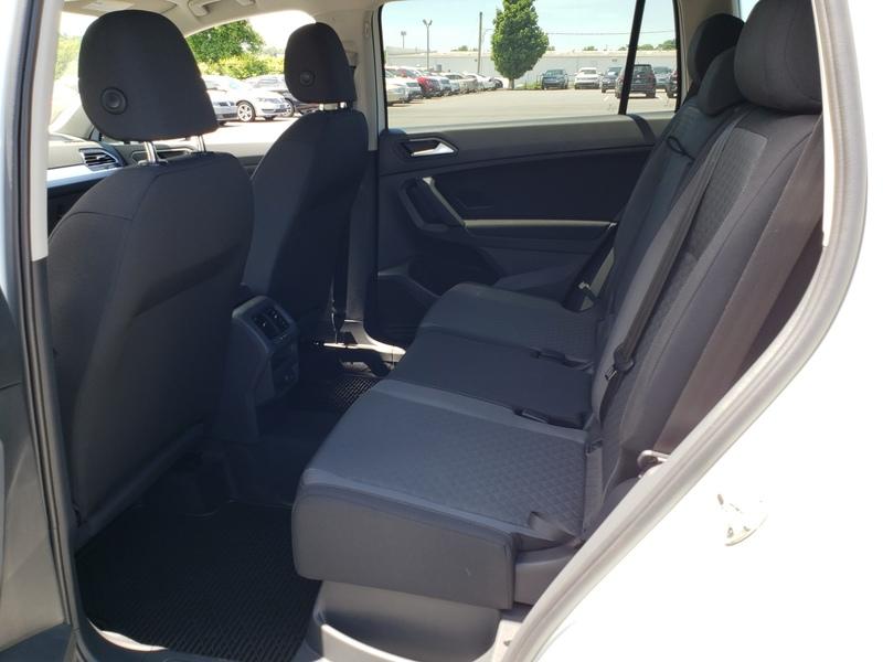 VW Tiguan S
