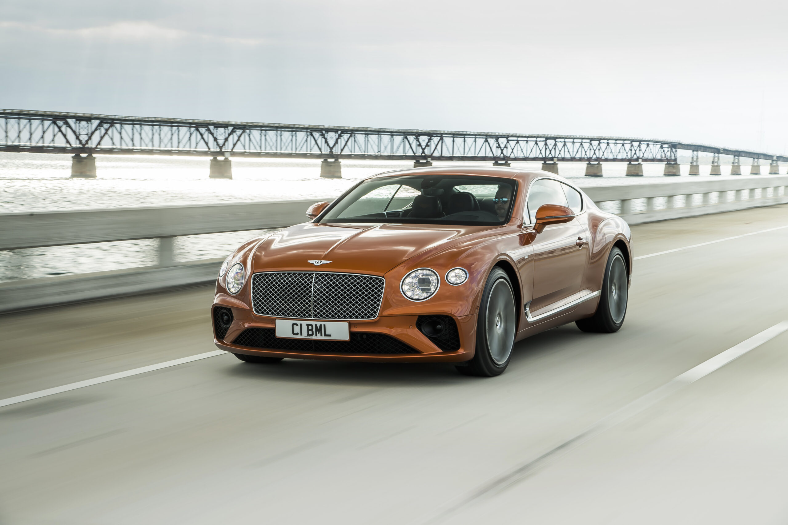 2020 Continental GT V8 Coupe