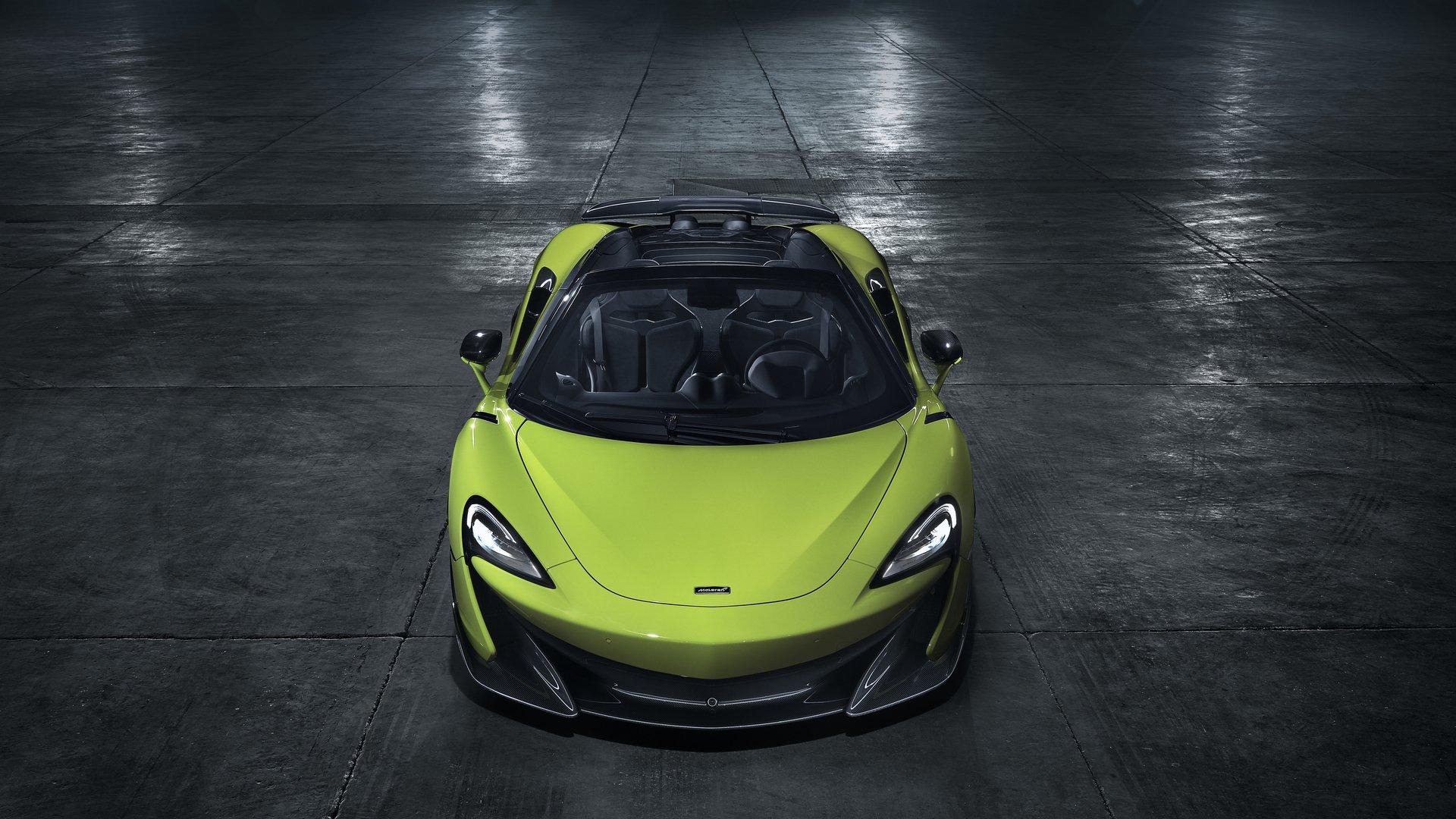 2020 McLaren 600 LT Spider