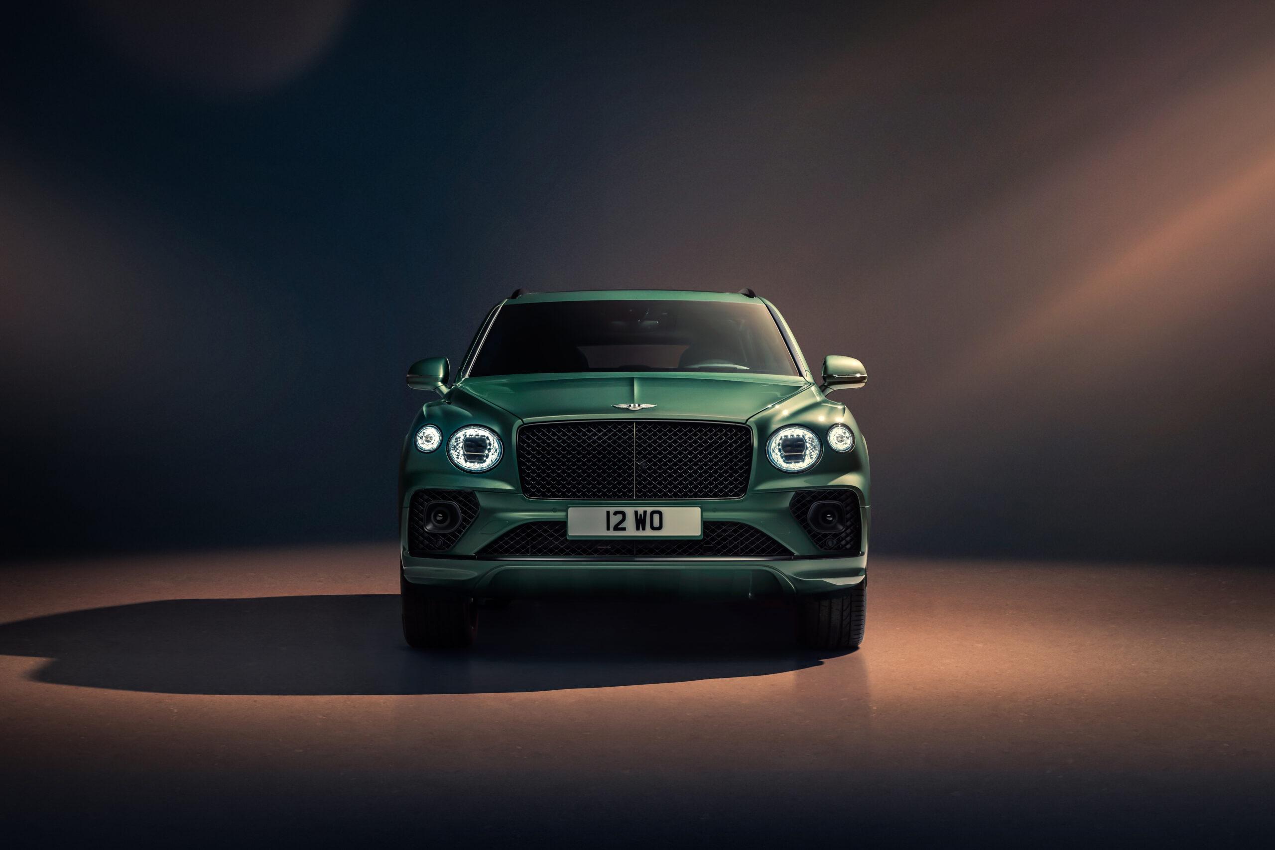 2021 Bentayga V8
