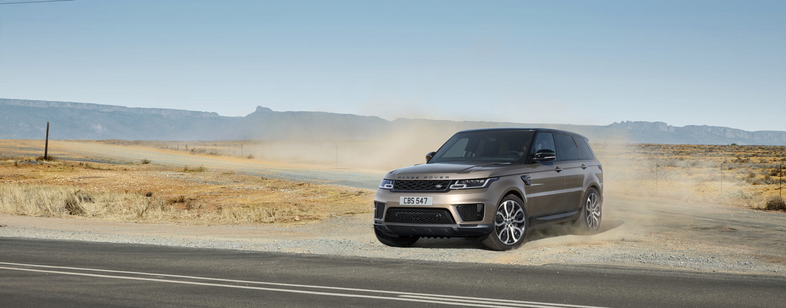 Range Rover SPORT HSE SILVER EDITION
