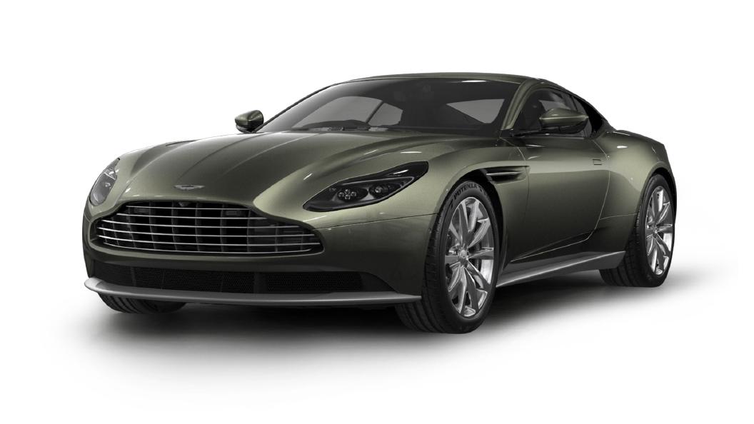 2020 Aston Martin DB11 V8 Coupe