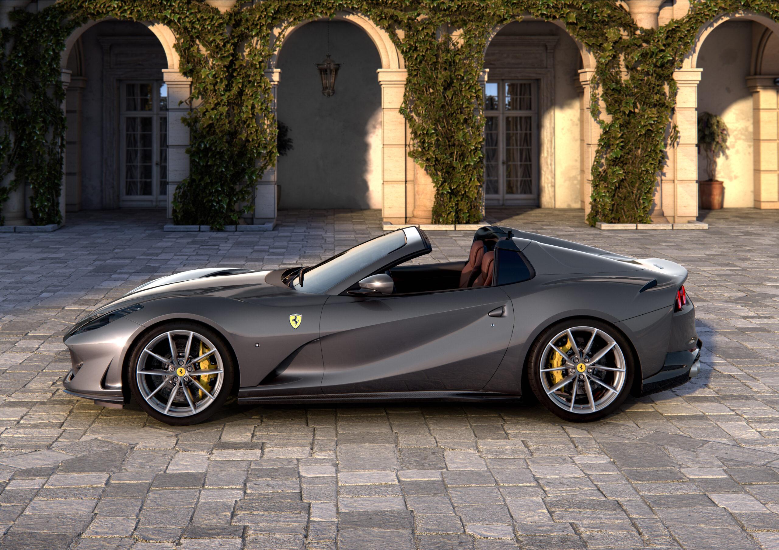 2021 Ferrari 812 GTS