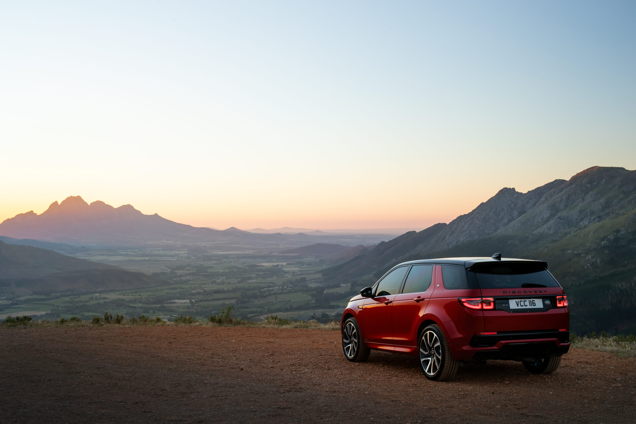 Range Rover DISCOVERY SPORT S