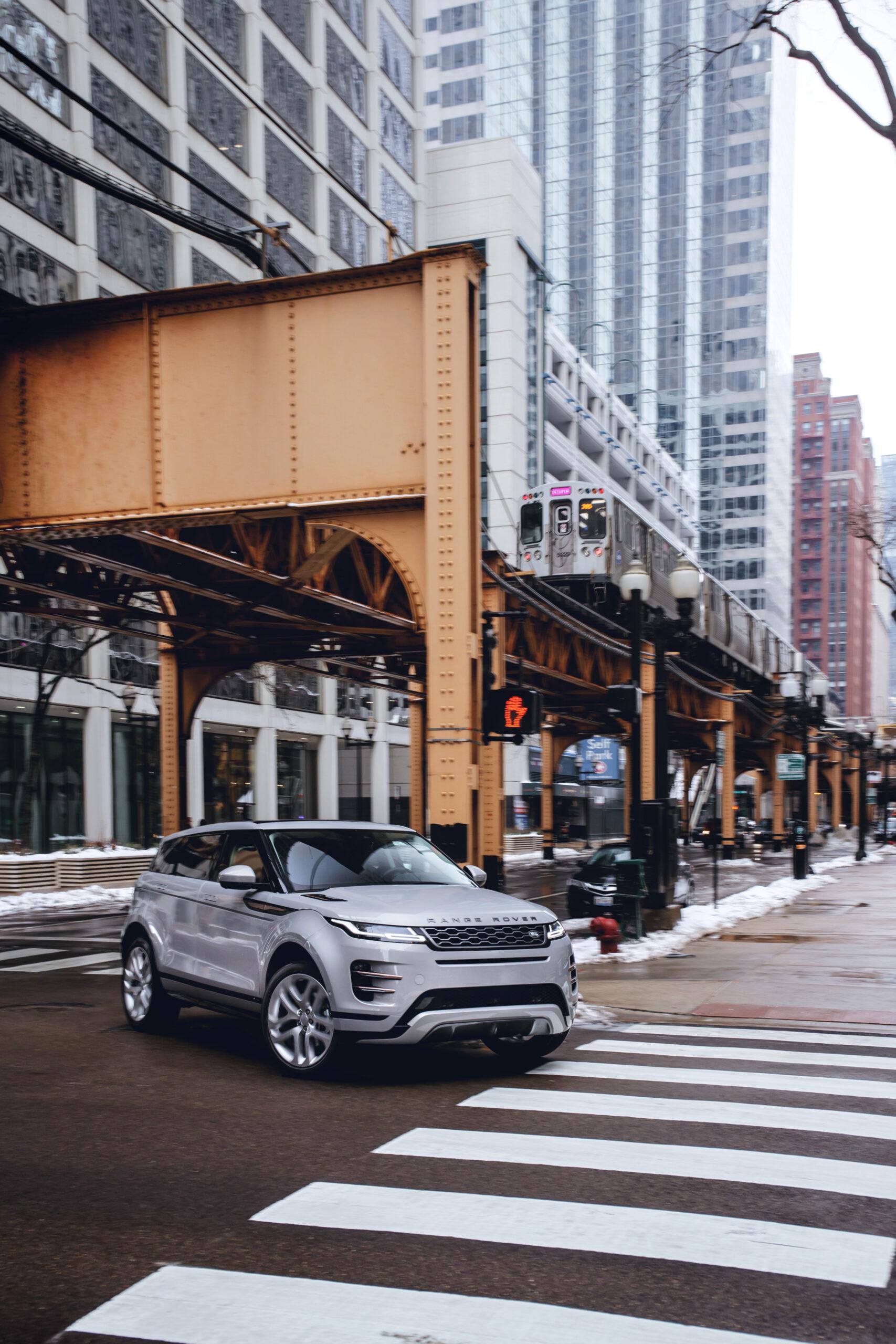 Range Rover EVOQUE P250 S